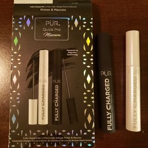 New never used Pur Mascara combo